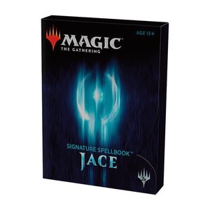 Magic the Gathering Magic the Gathering Signature Spellbook: Jace (Repack w/o foil)