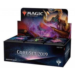 Magic the Gathering Core Set 2019 Booster Box + Buy a Box Promo (in-store pickup only)