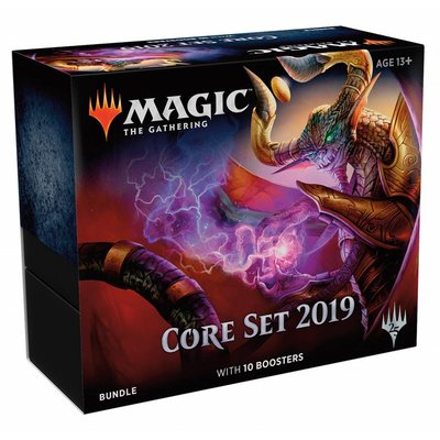 Magic the Gathering Core Set 2019 Bundle