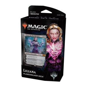 Magic the Gathering Core Set 2019 Planeswalker Deck: Liliana
