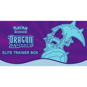 Pokemon TCG Dragon Majesty - Elite Trainer Box
