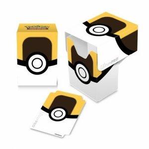 Ultra Pro Full View Deck Box - Pokémon Ultra Ball