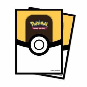 Ultra Pro Standard Sleeves - Pokémon Ultra Ball (65 Sleeves)