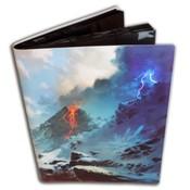 Blackfire Blackfire Flexible Album - 9 Pocket - Artwork by Svetlin Velinov: Mountain