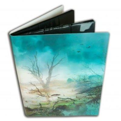 Blackfire Blackfire Flexible Album - 9 Pocket - Artwork by Svetlin Velinov: Swamp
