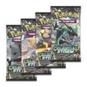 Pokemon TCG Celestial Storm - Booster Pack