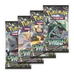 Pokemon TCG Sun and Moon 7: Celestial Storm - Booster Pack