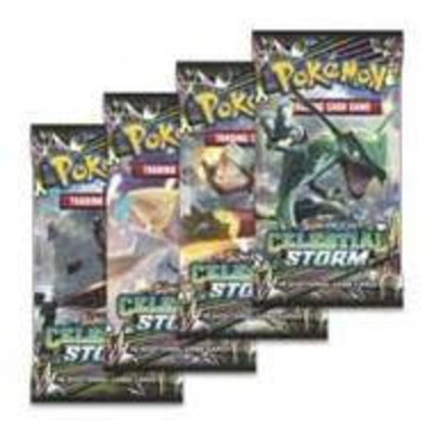 Pokemon TCG Celestial Storm - Booster Pack