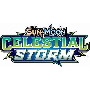 Pokemon TCG Celestial Storm Promo Blister Pakket
