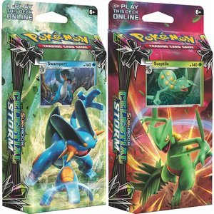 Pokemon TCG Set Celestial Storm Theme Decks