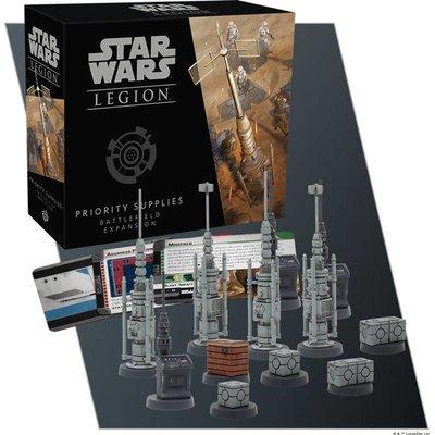Star Wars Legion Priority Supplies Battlefied Expansion