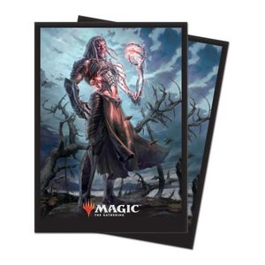 Ultra Pro Core Set 2019 Standard Sleeves: Tezzeret, Artifice Master (80 Sleeves)