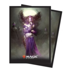 Ultra Pro Core Set 2019 Standard Sleeves: Liliana, Untouched by Death (80 Sleeves)