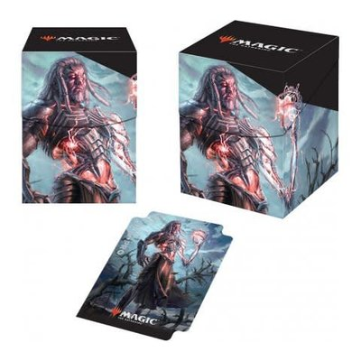 Ultra Pro Core Set 2019 Pro- 100+ Deck Box Tezzeret, Artifice Master