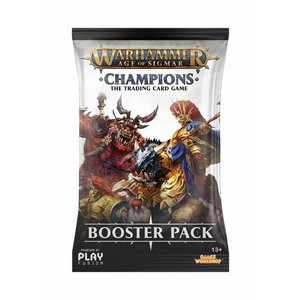 Games Workshop Warhammer Age of Sigmar: Champions Wave 1 Booster Pack