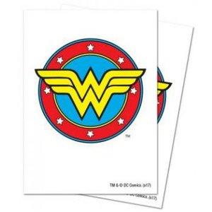 Ultra Pro Standard Sleeves - Justice League: Wonder Woman (65 Sleeves)