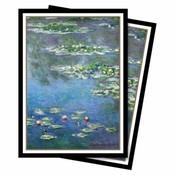 Ultra Pro Standard Sleeves - Fine Art Water Lilies (65 Sleeves)
