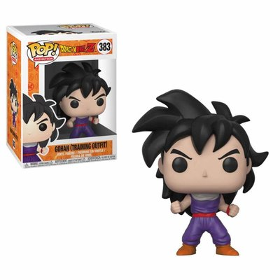 Funko POP! Dragonball Z POP! Animation Vinyl Figure Son Gohan (Training Outfit) 9 cm