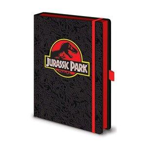 Jurassic Park Jurassic Park Premium Notebook A5 Classic Logo