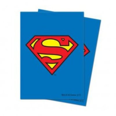 Ultra Pro Standard Sleeves - Justice League: Superman (65 Sleeves)