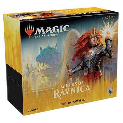 Magic the Gathering Guilds of Ravnica Booster Box + Bundle