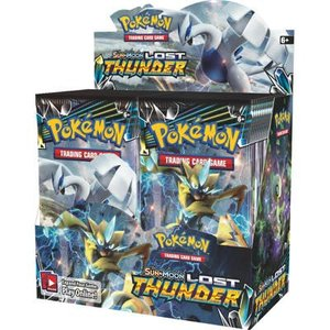 Pokemon TCG Sun and Moon 8: Lost Thunder - Booster Box