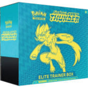 Pokemon TCG Sun and Moon 8: Lost Thunder - Elite Trainer Box