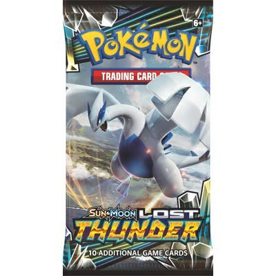 Pokemon TCG Sun and Moon 8: Lost Thunder - Booster Pack