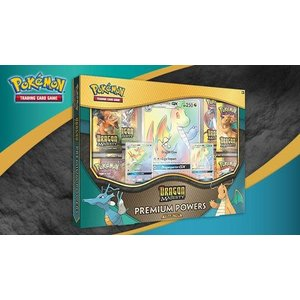 Pokemon TCG Dragon Majesty - Premium Powers Collection