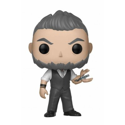 Funko POP! Black Panther Movie POP! Marvel Vinyl Bobble-Head Ulysses Klaue 9 cm