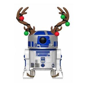 Funko POP! Star Wars POP! Vinyl Bobble-Head Holiday R2-D2 9 cm