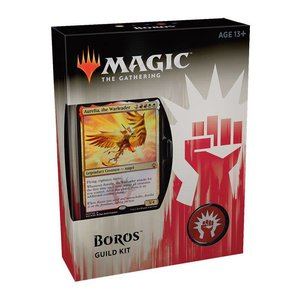 Magic the Gathering Guilds of Ravnica Guild Kit: Boros