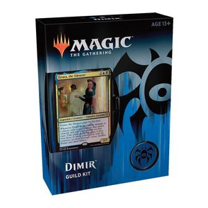 Magic the Gathering Guilds of Ravnica Guild Kit: Dimir