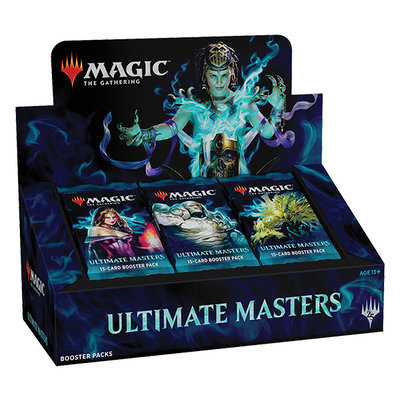 Magic the Gathering Ultimate Masters Booster Box