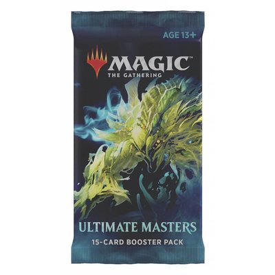 Magic the Gathering Ultimate Masters Booster Pack