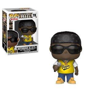Funko POP! Notorious B.I.G. POP! Rocks Vinyl Figure Notorious B.I.G. (Jersey) 9 cm