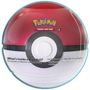 Pokemon TCG Poke Ball Tin