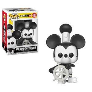 Funko POP! Mickey Mouse 90th Anniversary POP! Disney Vinyl Figure Steamboat Willie 9 cm