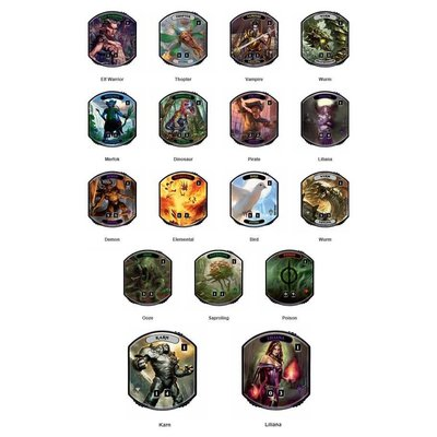 Ultra Pro Relic Tokens - Lineage Collection