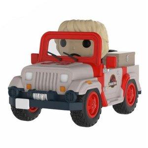 Funko POP! Jurassic Park POP! Rides Vinyl Figure Park Vehicle 15 cm