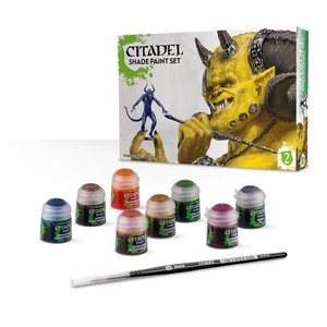 Games Workshop Citadel Shade Paint Set
