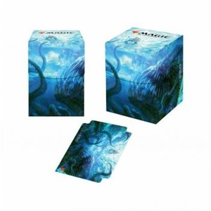 Ultra Pro Deck Box PRO 100 + - Magic The Gathering Ultimate Masters Dark Depths