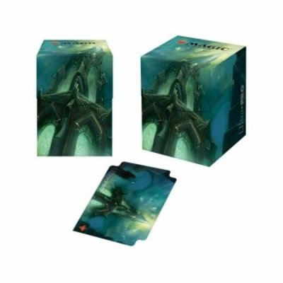 Ultra Pro Deck Box PRO 100 + - Magic The Gathering Ultimate Masters Mana Vault