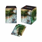 Ultra Pro Deck Box PRO 100 + - Magic The Gathering Ultimate Masters Pattern of Rebirth