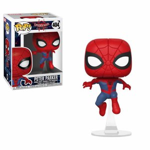 Funko POP! Spider-Man Animated POP! Marvel Vinyl Bobble-Head Peter Parker 9 cm