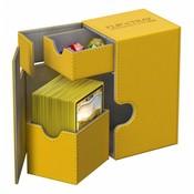 Ultimate Guard Flip´n´Tray Deck Case 80+ Standard Size XenoSkin™ Amber