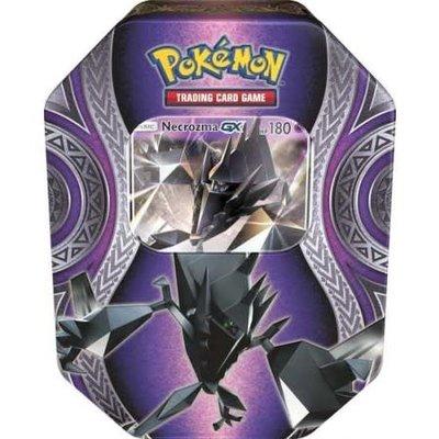 Pokemon TCG Necrozma GX - Mysterious Powers Tins