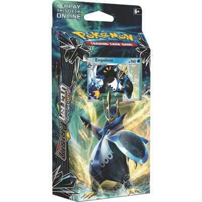 Pokemon TCG Empoleon Ultra Prism Theme Deck