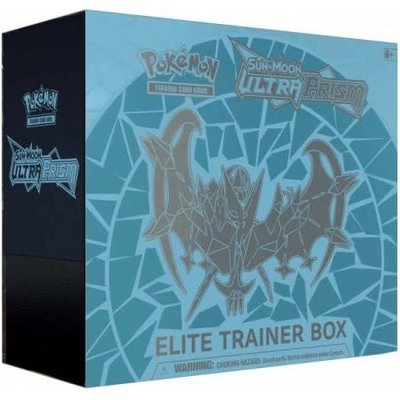 Pokemon TCG Ultra Prism Elite Trainer Box Dawn Wings Necrozma