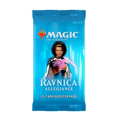 Magic the Gathering Ravnica Allegiance Booster Pack